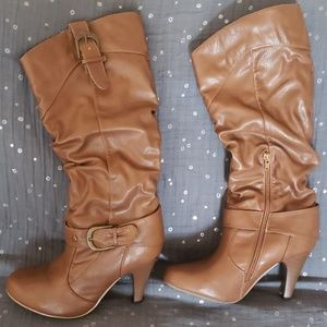 Henry Ferrara New York boots